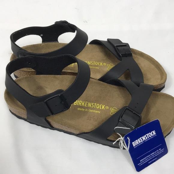 8346d3e7376 NWT Birkenstock Sandals Ankle Straps M9 L11